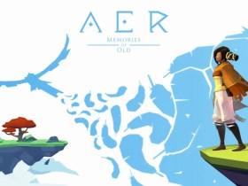 AER: Memories Of Old Logo