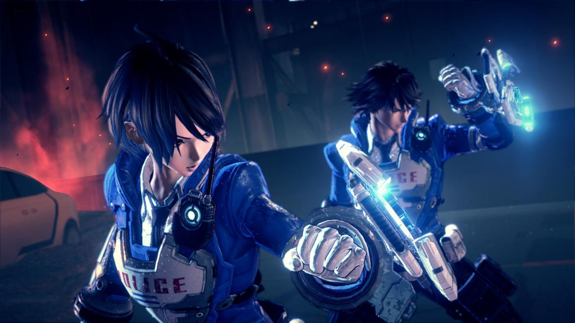 Astral Chain Preview Screenshot 1