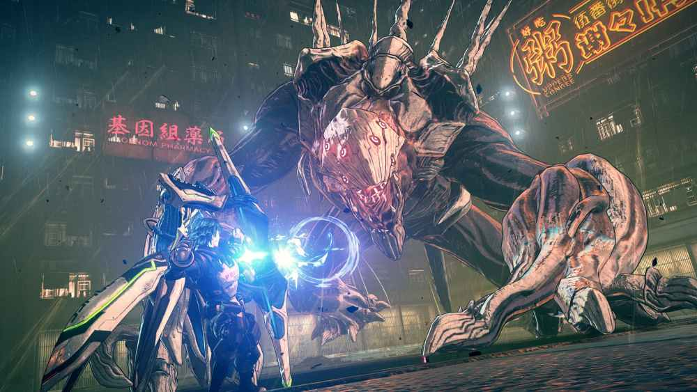 Astral Chain Review Screenshot 1