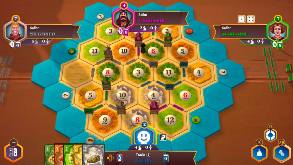 Catan Review Screenshot 1