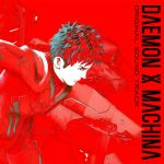 Daemon X Machina Original Soundtrack Cover Art