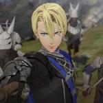 Dimitri Fire Emblem: Three Houses Screenshot