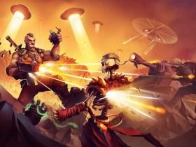 Fury Unleashed Key Art
