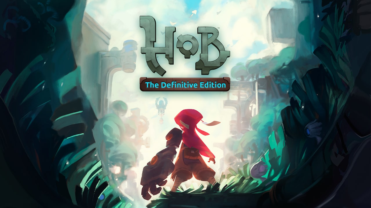 Hob: The Definitive Edition Review Header