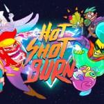 Hot Shot Burn Key Art