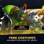 Marvel Ultimate Alliance 3 Costume Update Screenshot