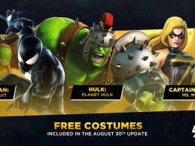 Marvel Ultimate Alliance 3 Costume Update Screenshot