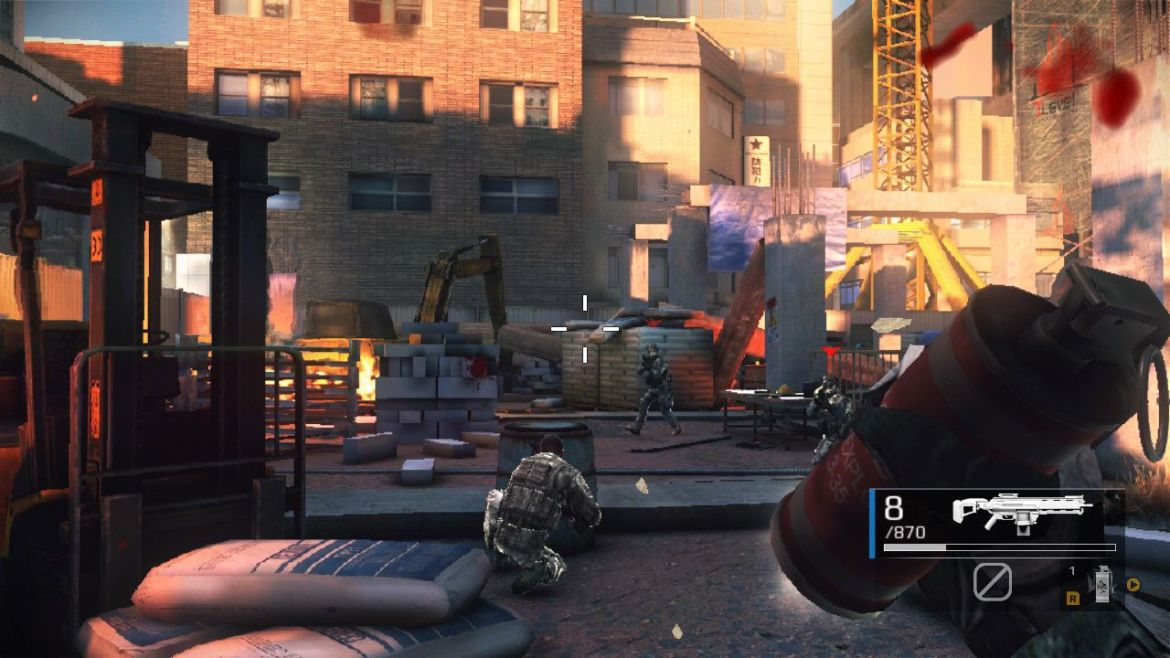Modern Combat Blackout Review Screenshot 3