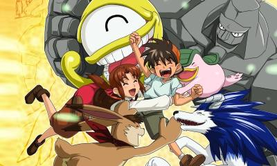 Monster Rancher Screenshot