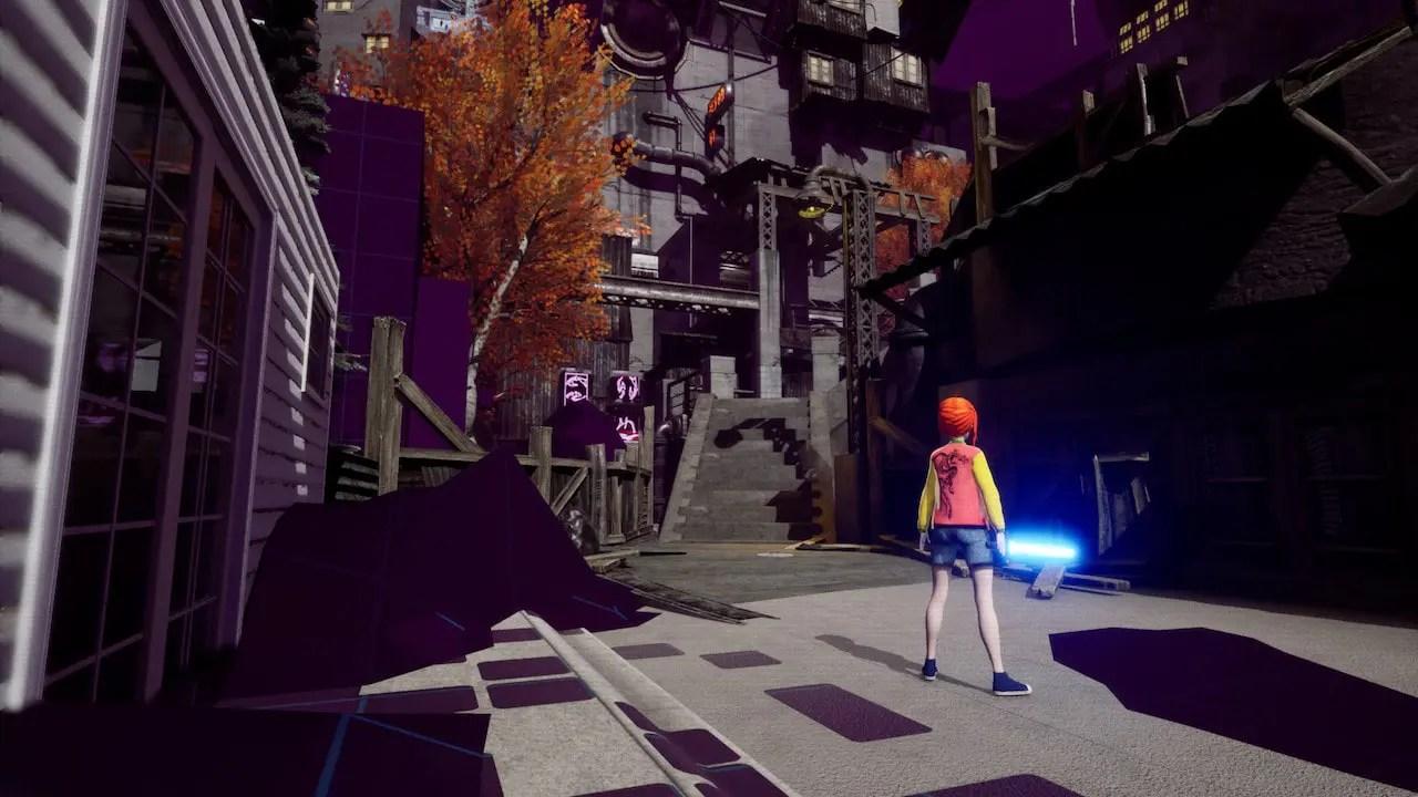NYX: The Awakening Screenshot