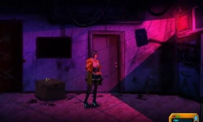 Sense: A Cyberpunk Ghost Story Screenshot