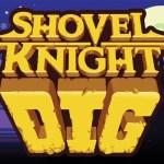 Shovel Knight Dig Logo