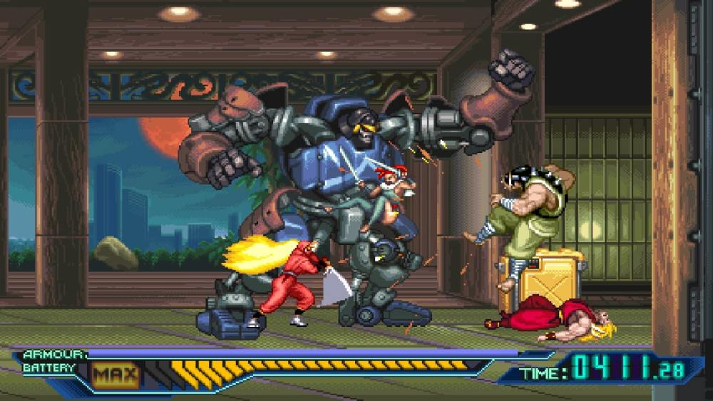 The Ninja Saviors: Return Of The Warriors Review Screenshot 3