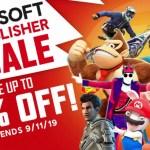 Ubisoft Publisher Sale August 2019 Image