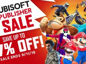 Ubisoft Publisher Sale August 2019 Image