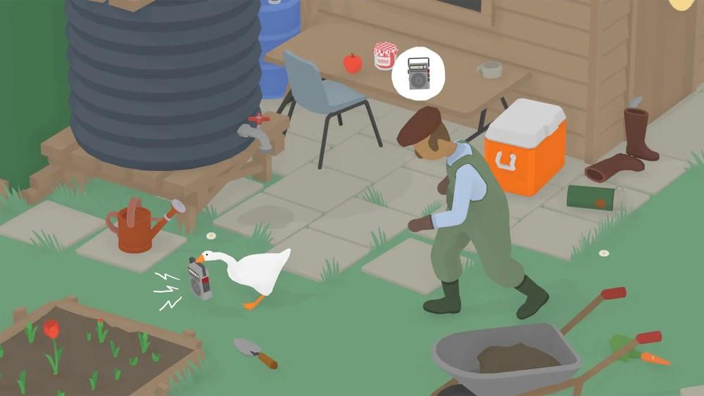 Untitled Goose Game Screenshot 12