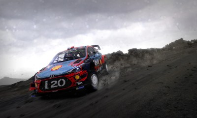 WRC 8 Hyundai Screenshot