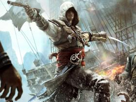 Assassin's Creed IV Black Flag Key Art
