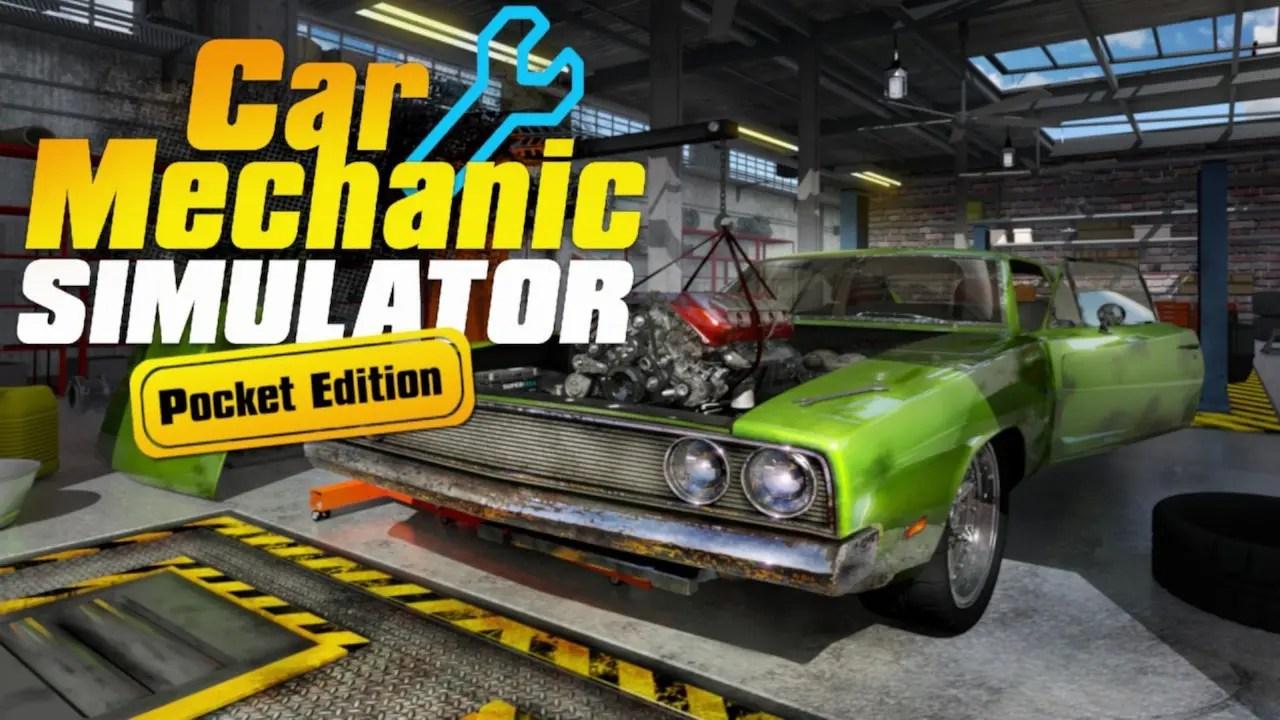 Car Mechanic Simulator 2020 Review.Car Mechanic Simulator Pocket Edition Coming To Nintendo