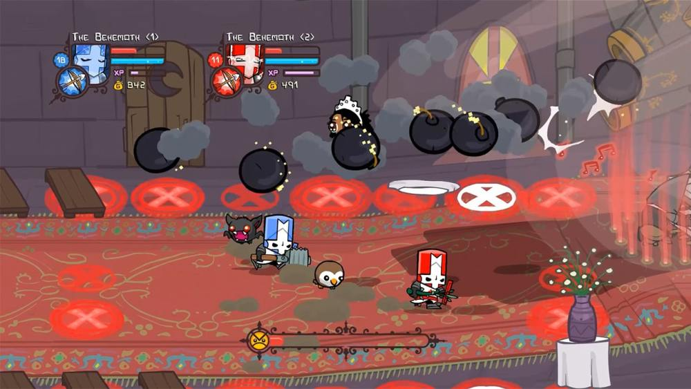 Castle Crashers Remastered Review Screenshot 1