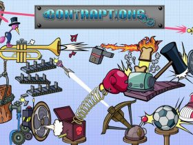 Contraptions Logo
