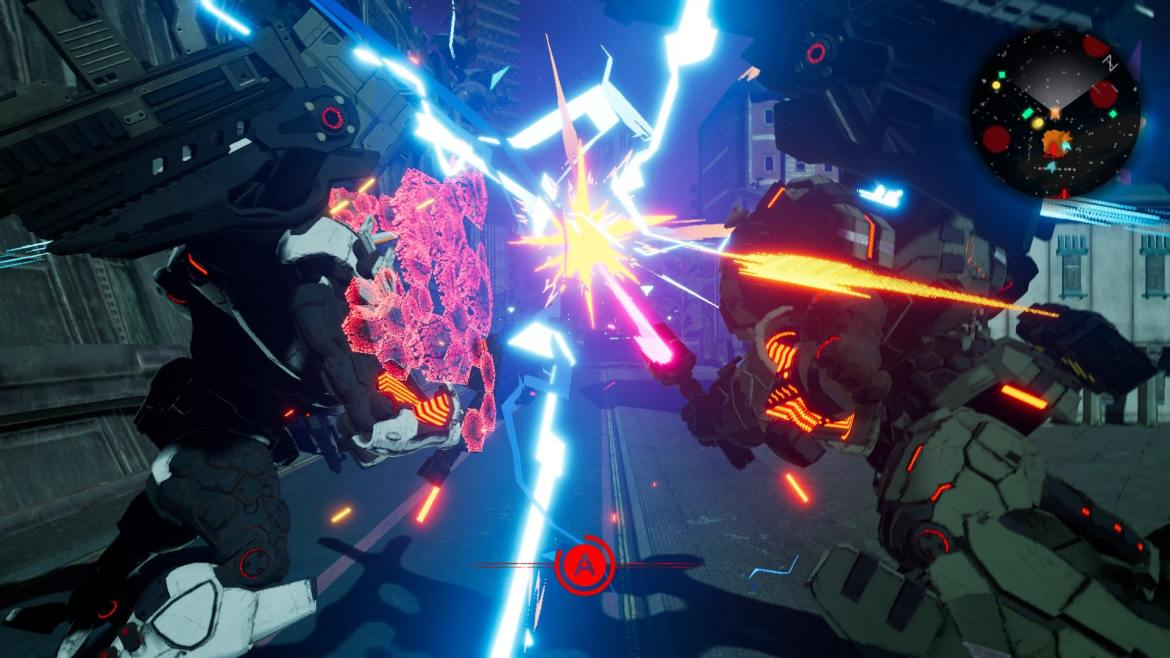 Daemon X Machina Review Screenshot 1