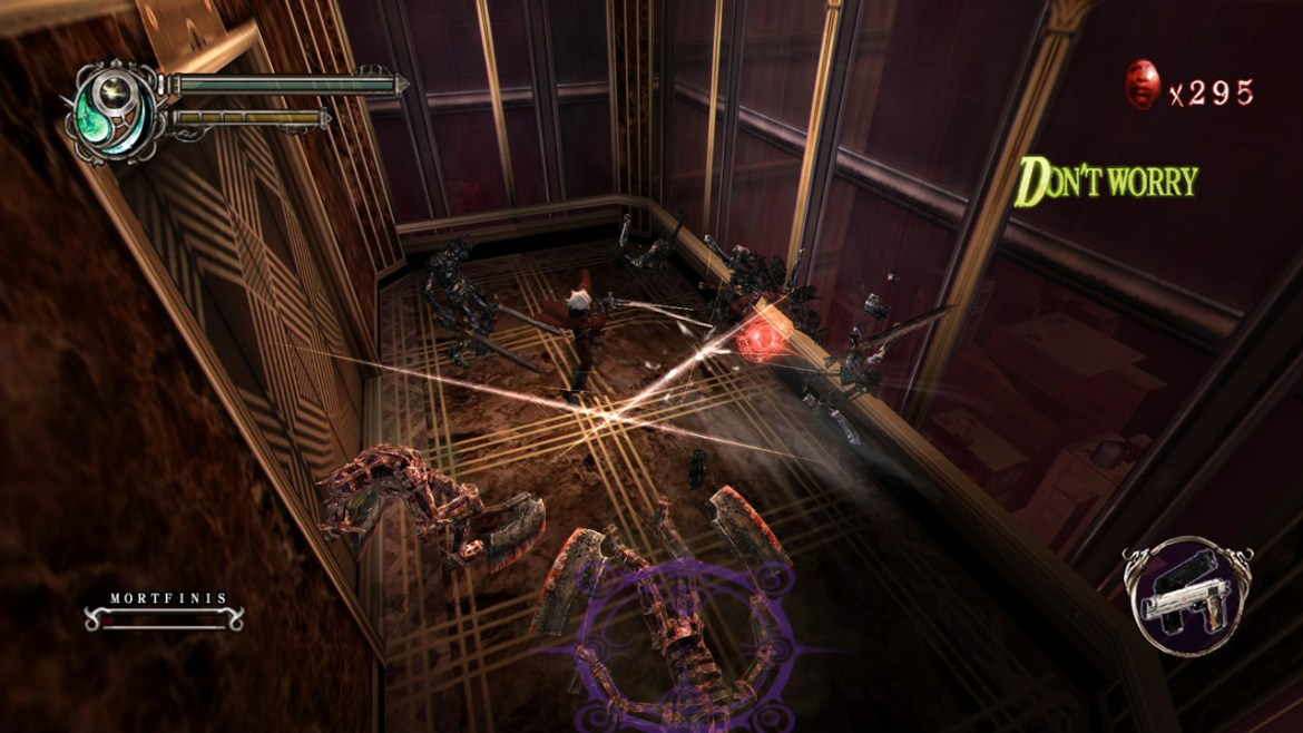 Devil May Cry 2 Switch Screenshot 5