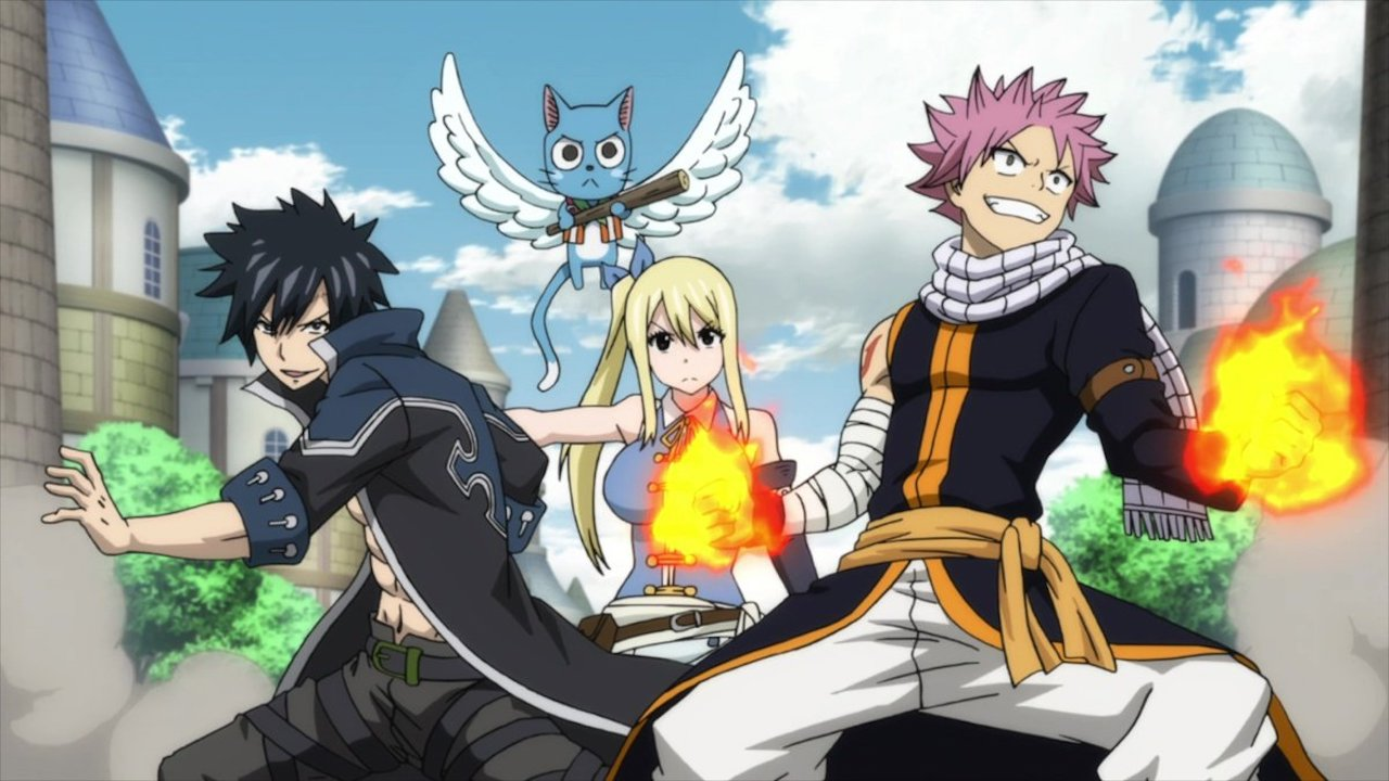 Fairy Tail Screenshot