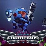 Galaxy Champions TV Logo