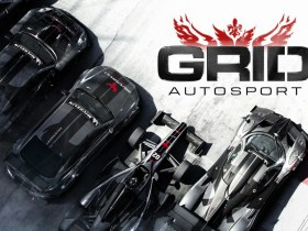 GRID Autosport Review Header