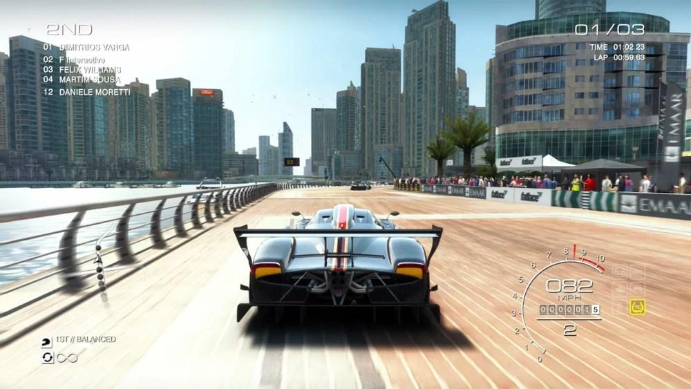 GRID Autosport Review Screenshot 4