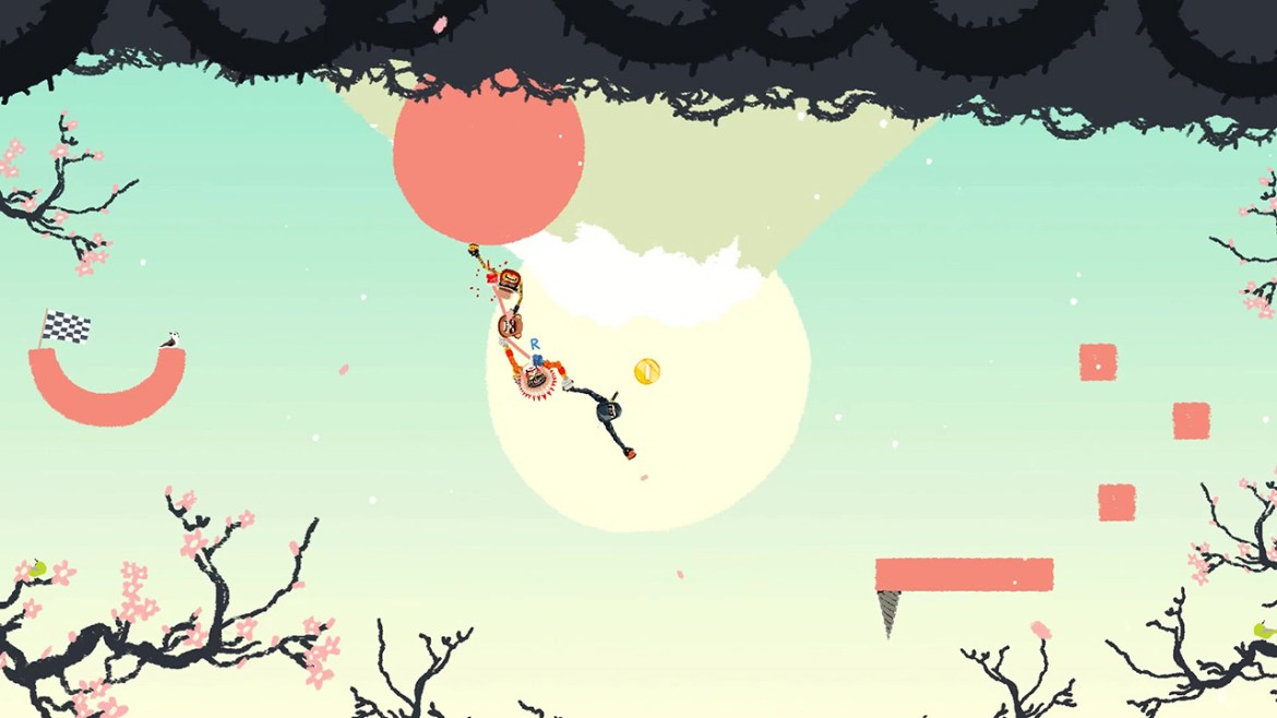 Heave Ho Review Screenshot 1