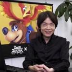 Masahiro Sakurai Super Smash Bros. Ultimate DLC Photo