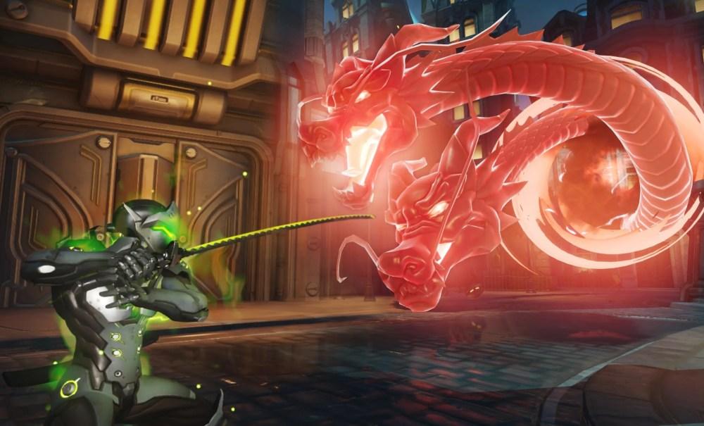 Overwatch Nintendo Switch Screenshot 14