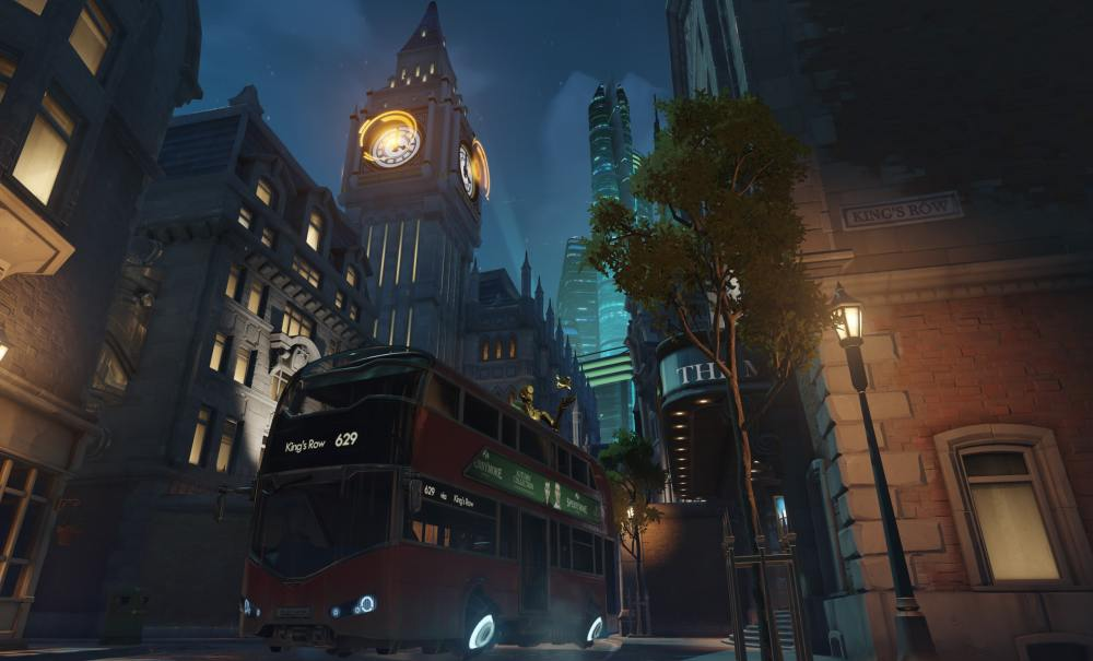 Overwatch Nintendo Switch Screenshot 16