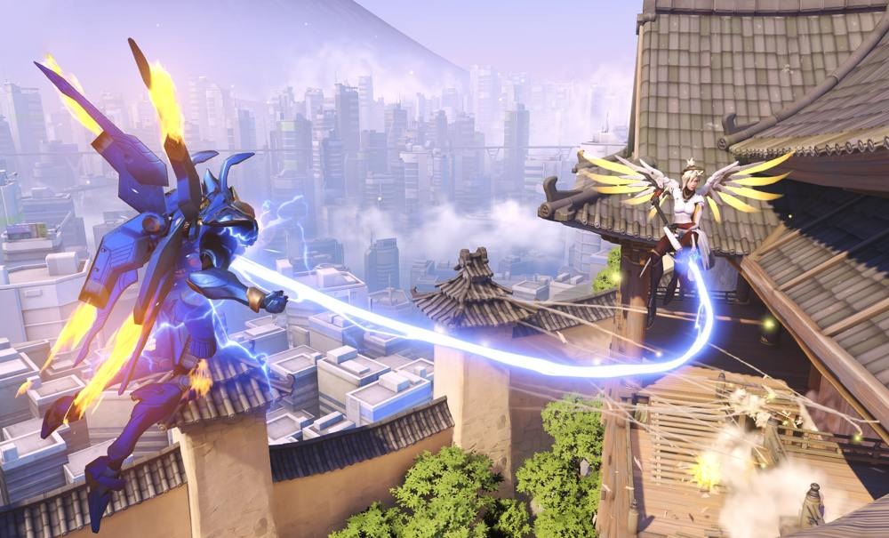 Overwatch Nintendo Switch Screenshot 19