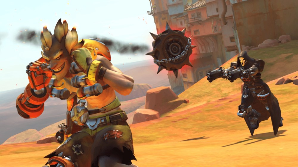 Overwatch Nintendo Switch Screenshot 6