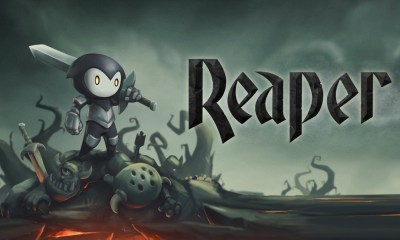 Reaper: Tale Of A Pale Swordsman Logo