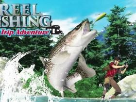 Reel Fishing: Road Trip Adventure Logo