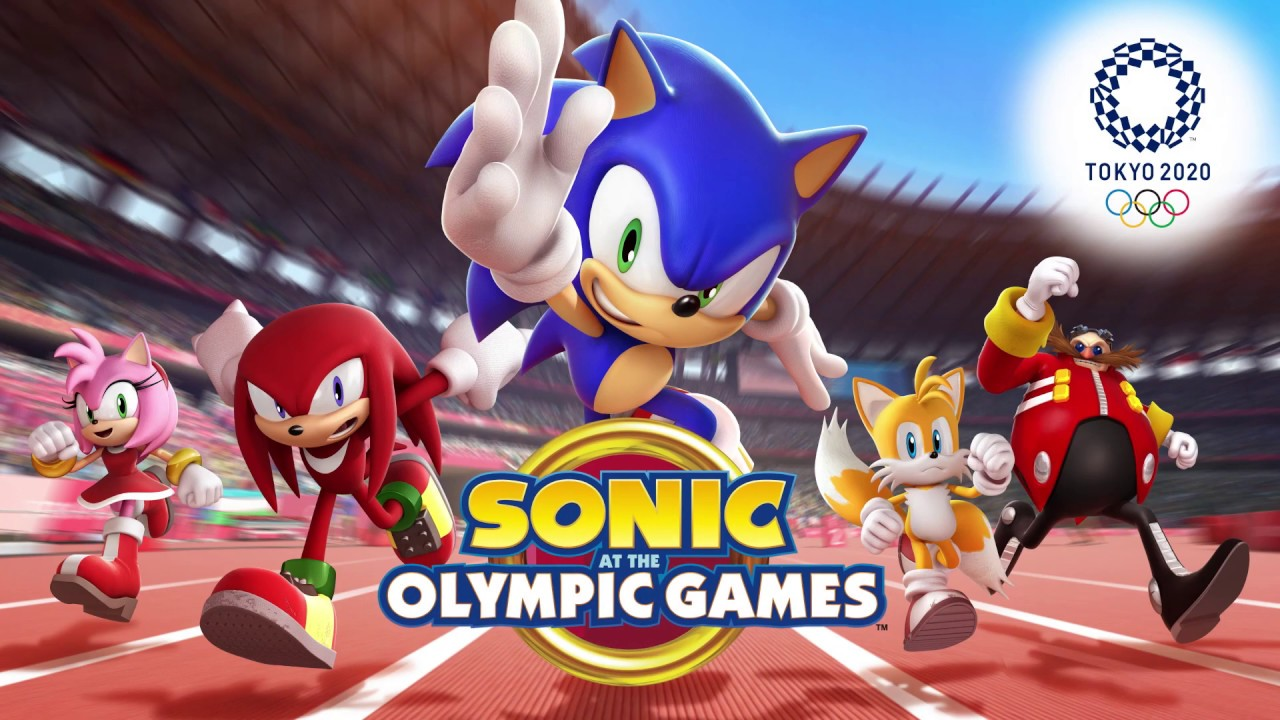 Games With Gold 2020.New Sonic At The Olympic Games Tokyo 2020 Trailer Competes