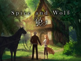 Spice and Wolf VR Logo