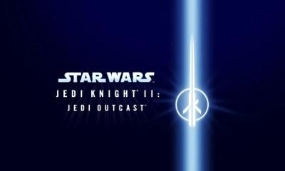 Star Wars Jedi Knight II: Jedi Outcast Logo