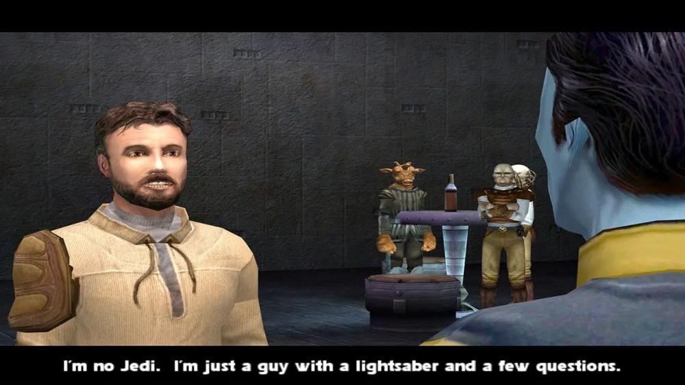 Star Wars Jedi Knight II: Jedi Outcast Screenshot 6