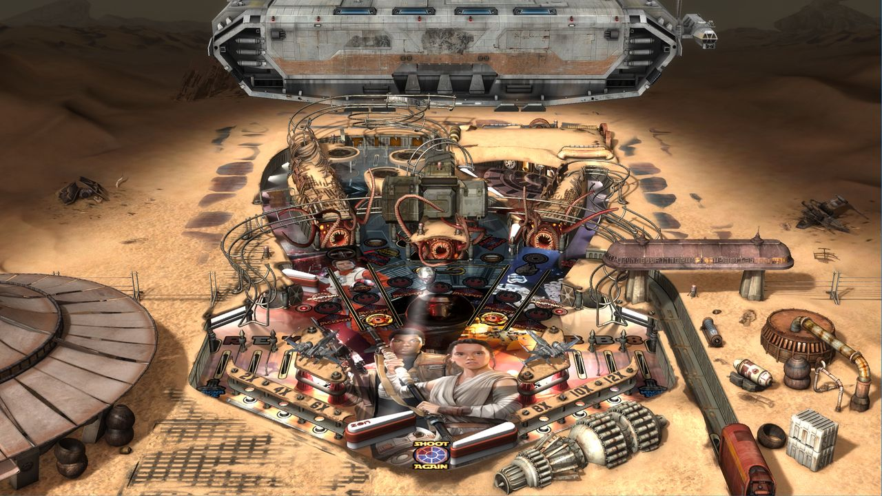 Star Wars Pinball Review Screenshot 3