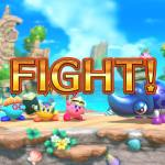 Free-To-Start Super Kirby Clash Now Available On Nintendo Switch Super Kirby Clash Screenshot