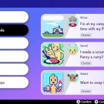 Surprise Trade Pokémon Sword And Shield Screenshot