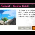Tockles Spirit Present Super Smash Bros. Ultimate Screenshot