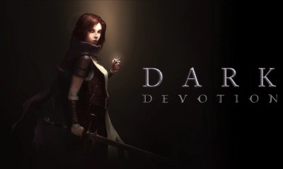 Dark Devotion Logo