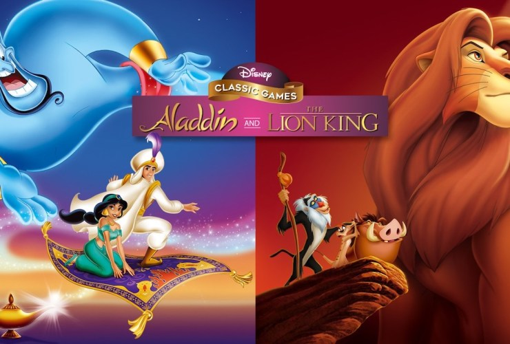 Disney Classic Games: Aladdin And The Lion King Review Header
