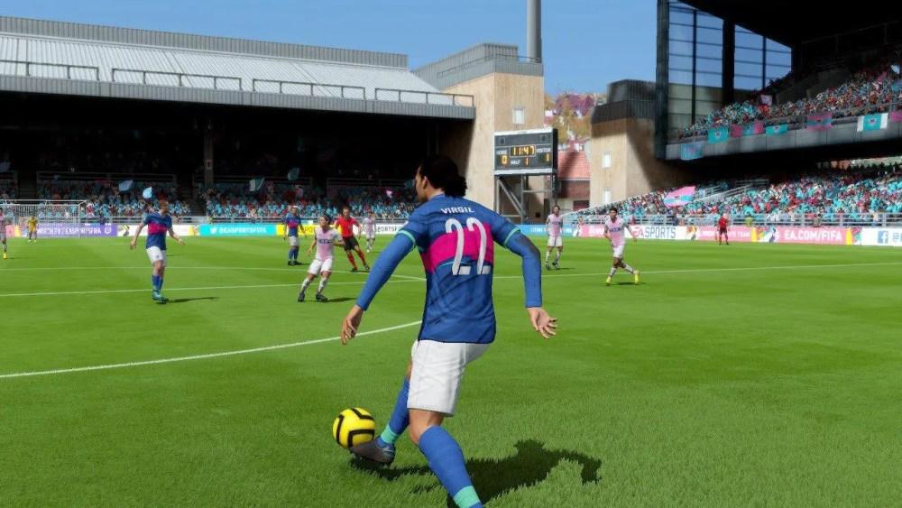 FIFA 20 Legacy Edition Review Screenshot 3